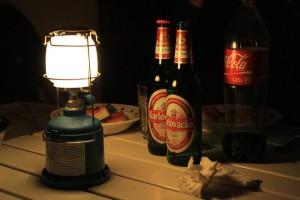 stehende lampe